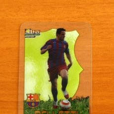 Cromos de Fútbol: BARCELONA - BELLETTI, Nº 04, 4 - LIGA 2006-2007, 06-07 - MUNDICROMO-MUNDI CROMO CRYSTAL CARDS. Lote 218794301
