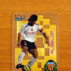 Cromos de Fútbol: VALENCIA - ALBELDA, Nº 045, 45 - LIGA 2006-2007, 06-07 - MUNDICROMO-MUNDI CROMO CRYSTAL CARDS. Lote 218794445