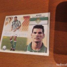 Cromos de Fútbol: RIVAS COLOCA NUNCA PEGADO LIGA ESTE 1999 2000 99 00. Lote 218825408