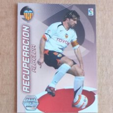Cromos de Fútbol: CROMO Nº 413 ALBELDA VALENCIA MEGA MAESTROS MEGACRACKS 2006-2007 DE PANINI.. Lote 218830283
