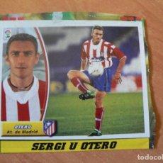 Cromos de Fútbol: CROMO LIGA ESTE 2003 2004 03 04 RECORTADO OTERO ATLETICO MADRID BAJA. Lote 218830927