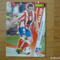 Cromos de Fútbol: MEGACRACKS 2012 2013 PANINI Nº 34 SALVIO (ATLETICO MADRID) - MGK FUTBOL CROMO 12 13. Lote 218905652