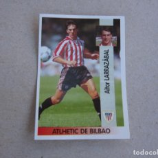Cromos de Fútbol: PANINI 96 97 Nº 198 LARRAZABAL ATHLETIC BILBAO 1996 1997 NUEVO. Lote 218905667