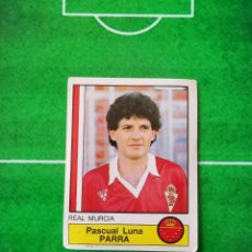 Cromos de Fútbol: CROMO SIN PEGAR DEL ALBUM FUTBOL 1987 LIGA 1ª DIVISION 87 88 PANINI 164 PARRA MURCIA. Lote 218946502