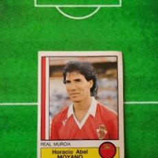 Cromos de Fútbol: CROMO SIN PEGAR DEL ALBUM FUTBOL 1987 LIGA 1ª DIVISION 87 88 PANINI 167 MOYANO MURCIA. Lote 218946546