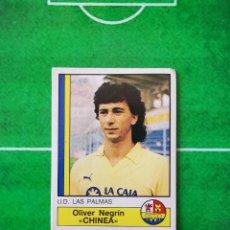 Cromos de Fútbol: CROMO SIN PEGAR DEL ALBUM FUTBOL 1987 LIGA 1ª DIVISION 87 88 PANINI 181 CHINEA LAS PALMAS. Lote 218946605