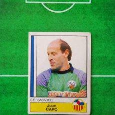 Cromos de Fútbol: CROMO SIN PEGAR DEL ALBUM FUTBOL 1987 LIGA 1ª DIVISION 87 88 PANINI 212 CAPO SABADELL. Lote 218946638