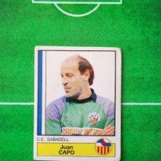 Cromos de Fútbol: CROMO SIN PEGAR DEL ALBUM FUTBOL 1987 LIGA 1ª DIVISION 87 88 PANINI 212 CAPO SABADELL. Lote 218946642