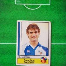 Cromos de Fútbol: CROMO SIN PEGAR DEL ALBUM FUTBOL 1987 LIGA 1ª DIVISION 87 88 PANINI 216 SANCHEZ SABADELL. Lote 218946698