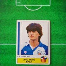 Cromos de Fútbol: CROMO SIN PEGAR DEL ALBUM FUTBOL 1987 LIGA 1ª DIVISION 87 88 PANINI 219 SALA SABADELL. Lote 218946703