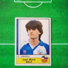 Cromos de Fútbol: CROMO SIN PEGAR DEL ALBUM FUTBOL 1987 LIGA 1ª DIVISION 87 88 PANINI 219 SALA SABADELL. Lote 218946707
