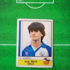 Cromos de Fútbol: CROMO SIN PEGAR DEL ALBUM FUTBOL 1987 LIGA 1ª DIVISION 87 88 PANINI 219 SALA SABADELL. Lote 218946712