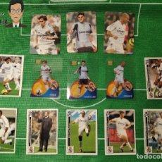 Cromos de Fútbol: 13 FICHAS MUNDICROMO REAL MADRID 2005 2006 - MC - FICHAS LIGA 05 06 - CROMOS DANET - REF: AA0127. Lote 219012986