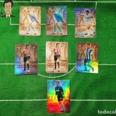 Cromos de Fútbol: 7 FICHAS MUNDICROMO 2005 2006 - MC - FICHAS LIGA 05 06 - XIII EDICIÓN - REF: AA0129. Lote 219019398