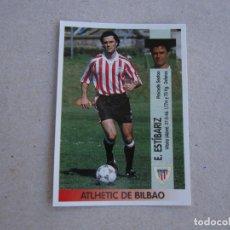 Cromos de Fútbol: PANINI 96 97 COLOCA Nº 202A 202 A ESTIBARIZ ATHLETIC BILBAO 1996 1997 NUEVO. Lote 219275952