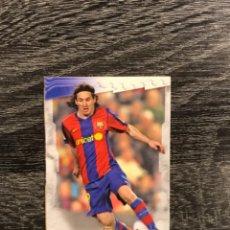 Cartes à collectionner de Football: CROMO MESSI BARCELONA 74 MUNDICROMO FICHAS LIGA 2008 2009 08 09 4 DÍGITOS. Lote 220289651