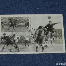 Cromos de Fútbol: FC BARCELONA - JOSEP SAMITIER , JARABE HIPOFOSFITOS CLIMENT , BUEN ESTADO. Lote 220355402