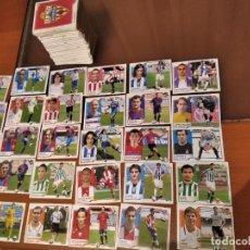 Cartes à collectionner de Football: LOTE DE 465 CROMOS DIFERENTES NUNCA PEGADOS LIGA ESTE 2007 2008 07 08. COLOCAS FICHAJES.. Lote 220698013