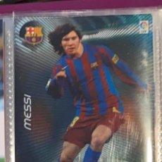 Cromos de Fútbol: LEO MESSI MEGACRACKS 2006 #MESSI #PANINI. Lote 220848050
