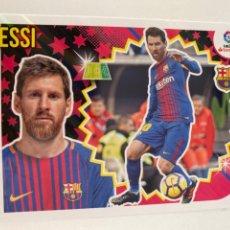 Cromos de Fútbol: LEO MESSI - 1 STICKER ( NUNCA PEGADO ) LIGA ESTE 2018 PANINI / FC BARCELONA #ROOKIES. Lote 220848131