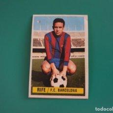 Cromos de Fútbol: RIFÉ - BARCELONA - CROMO EDICIONES ESTE 1974-75 - DESPEGADO - 74/75. Lote 131793638