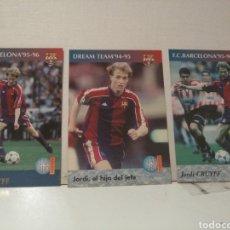 Cromos de Fútbol: JORDI CRUYFF ROOKIE F.C.BARCELONA. Lote 221300382