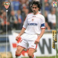 Cromos de Fútbol: PABLO ALFARO (SEVILLA F.C.) - Nº 259 - MEGAFICHAS 2003/2004 - PANINI.. Lote 221366340