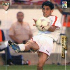 Cromos de Fútbol: DANI ALVES (SEVILLA F.C.) - Nº 261 - MEGAFICHAS 2003/2004 - PANINI.. Lote 221366601