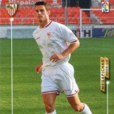 Cromos de Fútbol: AITOR OCIO (SEVILLA F.C.) - Nº 262 BIS - NUEVA FICHA - MEGAFICHAS 2003/2004 - PANINI.. Lote 221366962