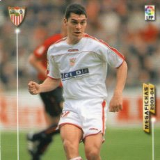 Cromos de Fútbol: CASQUERO (SEVILLA F.C.) - Nº 263 - MEGAFICHAS 2003/2004 - PANINI.. Lote 221367185