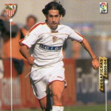 Cromos de Fútbol: GALLARDO (SEVILLA F.C.) - Nº 265 - MEGAFICHAS 2003/2004 - PANINI.. Lote 221378161