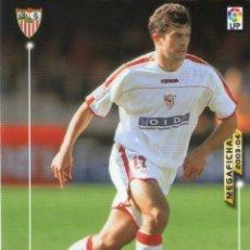 Cromos de Fútbol: MARCOS VALES (SEVILLA F.C.) - Nº 266 - MEGAFICHAS 2003/2004 - PANINI.. Lote 221378626