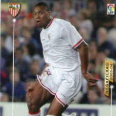 Cromos de Fútbol: BAPTISTA (SEVILLA F.C.) - Nº 267 BIS - NUEVA FICHA - MEGAFICHAS 2003/2004 - PANINI.. Lote 221378763