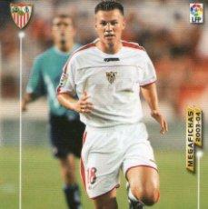 Cromos de Fútbol: ANTOÑITO (SEVILLA F.C.) - Nº 269 - MEGAFICHAS 2003/2004 - PANINI.. Lote 221378963