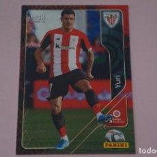 Cromos de Fútbol: CROMO CARD DE FÚTBOL YURI DEL ATH.BILBAO Nº 27 LIGA MEGACRACKS 2020-2021/20-21. Lote 221427791
