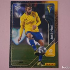 Cromos de Fútbol: CROMO CARD DE FÚTBOL JOSE MARI DEL CADIZ C.F. Nº 101 LIGA MEGACRACKS 2020-2021/20-21. Lote 221428145