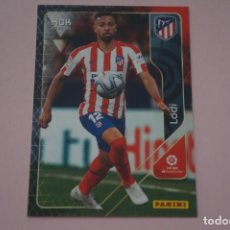 Cromos de Fútbol: CROMO CARD DE FÚTBOL LODI DEL ATLETICO DE MADRID Nº 45 LIGA MEGACRACKS 2020-2021/20-21. Lote 221428183