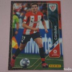 Cromos de Fútbol: CROMO CARD DE FÚTBOL CORDOBA DEL ATH.BILBAO Nº 34 LIGA MEGACRACKS 2020-2021/20-21. Lote 221428205