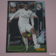 Cromos de Fútbol: CROMO CARD DE FÚTBOL MILITAO DEL REAL MADRID C.F. Nº 221 LIGA MEGACRACKS 2020-2021/20-21. Lote 221428636