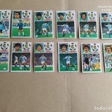 Cromos de Fútbol: REAL SOCIEDAD ESTE 83/84 83 84 LOTE ARCONADA SATRUSTEGUI... C1. Lote 221484780