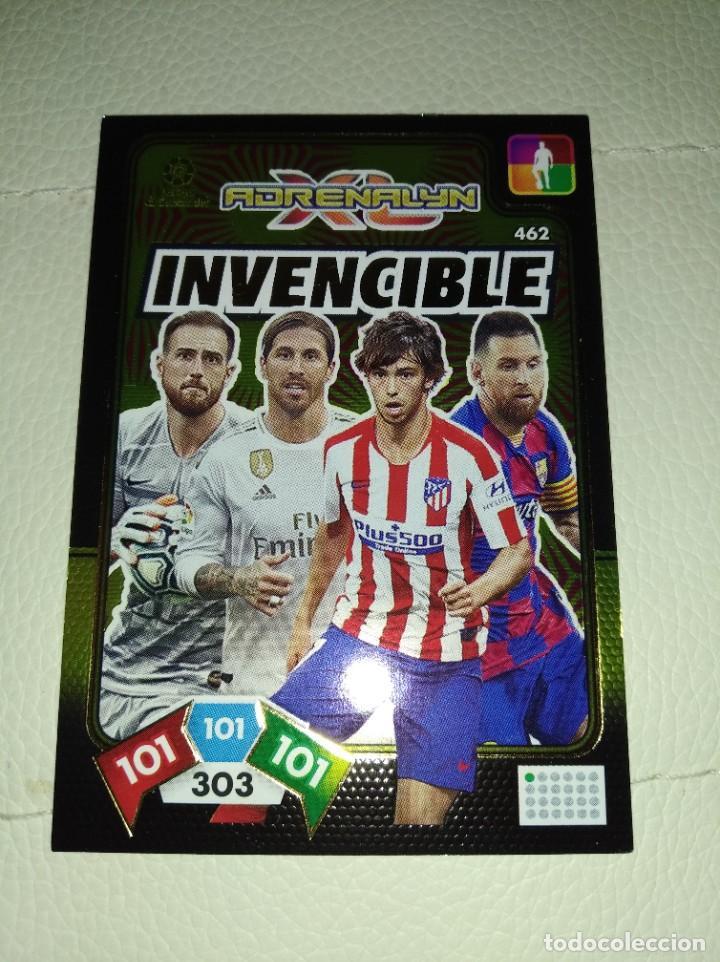 ADRENALYN XL 2019- 2020 ( INVENCIBLE Nº 462) (Coleccionismo Deportivo - Álbumes y Cromos de Deportes - Cromos de Fútbol)