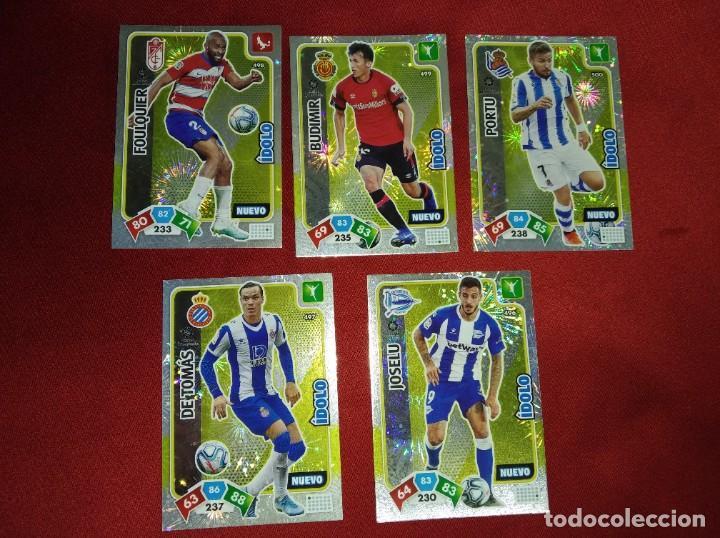 ADRENALYN XL 2019- 2020 (NUEVOS IDOLOS) (Coleccionismo Deportivo - Álbumes y Cromos de Deportes - Cromos de Fútbol)