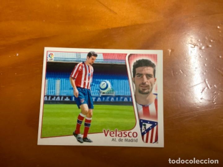 VELASCO UF N 39 ESTE 2004/2005 (Coleccionismo Deportivo - Álbumes y Cromos de Deportes - Cromos de Fútbol)