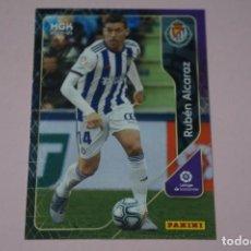 Cromos de Fútbol: CROMO CARD DE FÚTBOL RUBEN ALCARAZ DEL REAL VALLADOLID C.F. Nº 316 LIGA MEGACRACKS 2020-2021/20-21. Lote 221526813