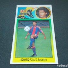 Cartes à collectionner de Football: ESTE 93-94 COLOCA ROMARIO BARCELONA NUEVO SIN PEGAR. Lote 221534111