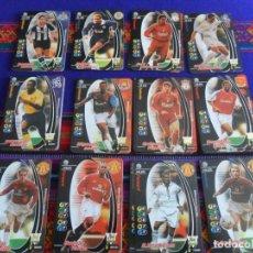 Cromos de Fútbol: LOTE 55 CROMO CARD FAMOUS SUPER STAR PREMIER LEAGUE 2004 CON DOS CROMOS DISTINTOS DE DAVID BECKHAM.. Lote 221541798