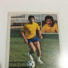 Cromos de Fútbol: CROMO LIGA 81-82 INDIA CADIZ CF FICHAJE 15 EDICIONES ESTE DESPEGADO. Lote 221627562