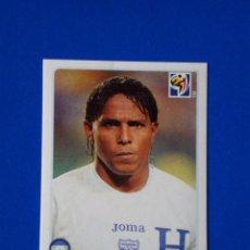 Cromos de Fútbol: 616 CARLOS PAVON HONDURAS MUNDIAL FUTBOL SOUTH AFRICA 2010 FIFA WORLD CUP PANINI . CROMO NUEVO. Lote 221627600