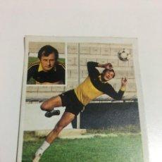 Cromos de Fútbol: CROMO LIGA 81-82 TOMACEWSKY HERCULES CF COLOCA EDICIONES ESTE DESPEGADO. Lote 221627690