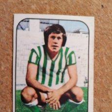 Cromos de Fútbol: LIGA ESTE 76/77 FICHAJE Nº8 GERD MUHREN RECUPERADO. Lote 221681162
